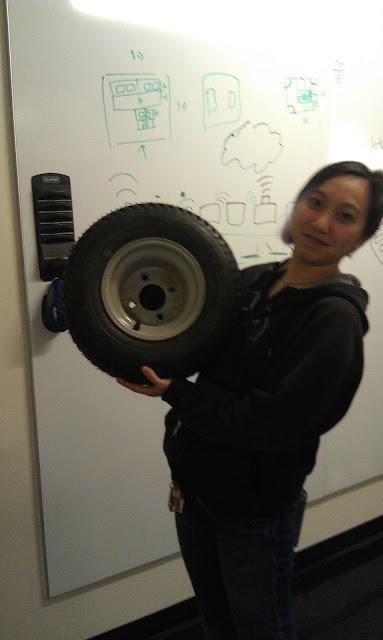 dat wheel