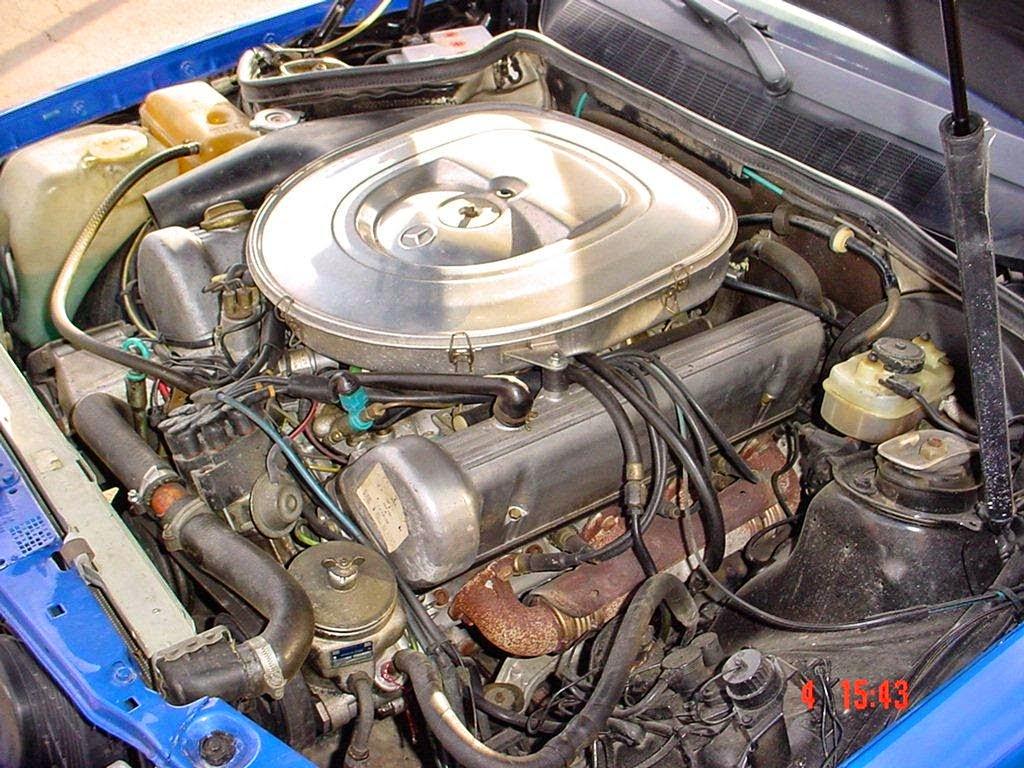 Mercedes benz 190e v8 swap for Mercedes benz v8 engines