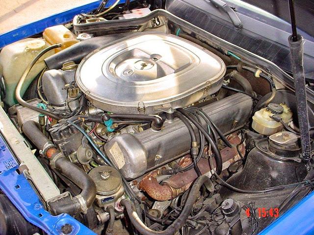 mercedes w201 190e v8 engine swap