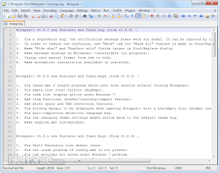 Notepad++ 6.1.1 SS