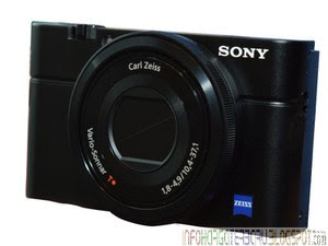 Harga Sony Cyber-Shot DSC-RX100 20.2 MP Digital Camera Spesifikasi 2012