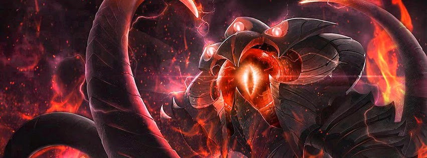 VelKoz League of Legends fAcebook Cover PHotos