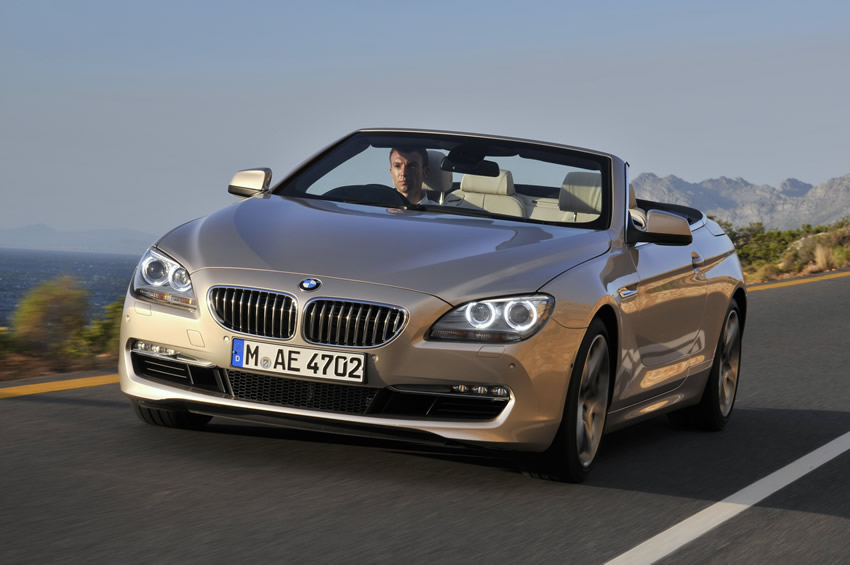 2012 bmw 6 series convertible bmw cars. Black Bedroom Furniture Sets. Home Design Ideas