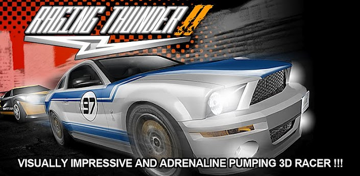 Raging Thunder 2 HD (APK/Android/2013)