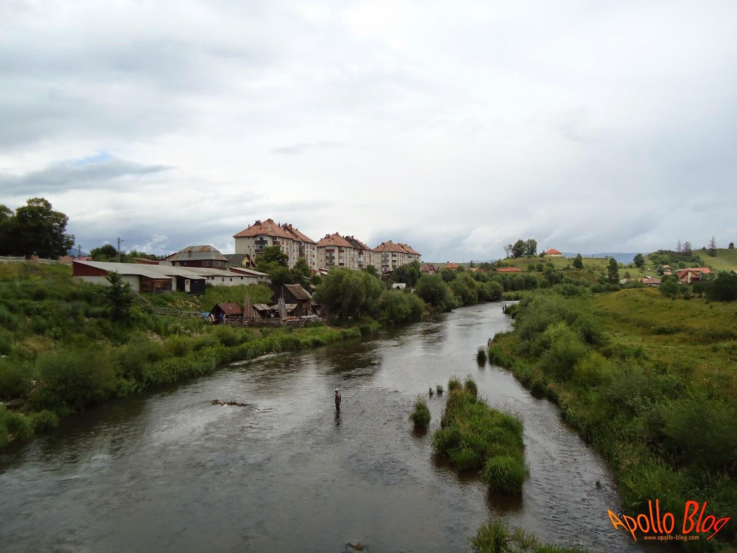Pescuit Toplita