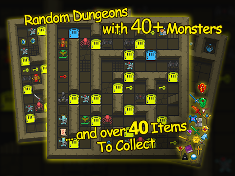 DungeonUp Gameplay