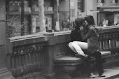 No me importa donde estar, porque si quiero besarte te besaré♥
