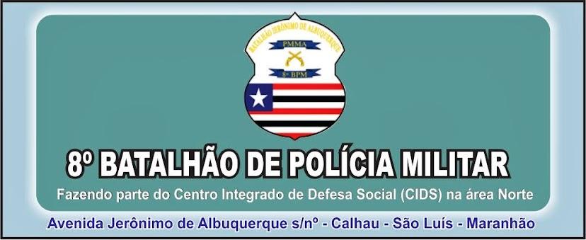 8° Batalhão de Polícia Militar