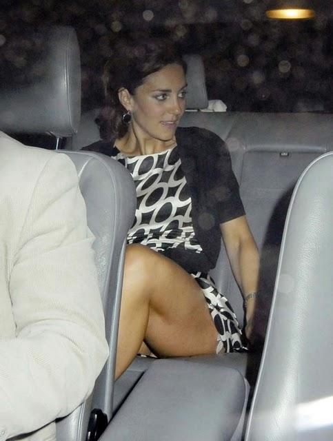Foto Kate Middleton Tanpa Celana Dalam