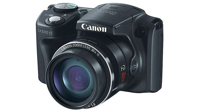 canon prosumer camera, Canon PowerShot SX500, fujifilm prosumer camera, new prosumer camera