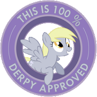 Despite this Blogger not being a hardcore Brony at all and hating Cutie Marks...