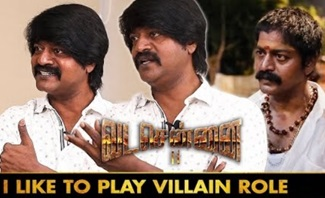 Actor Daniel Balaji Interview