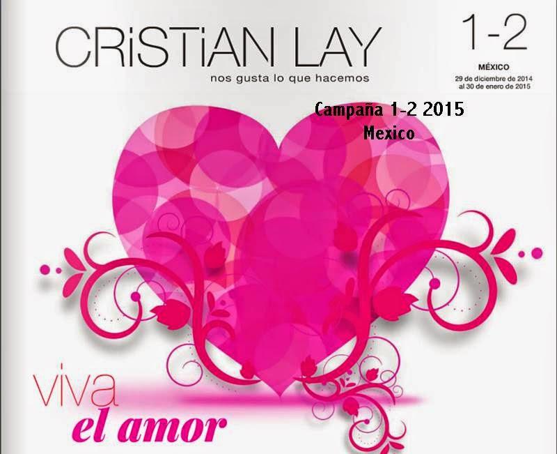 Cristian Lay Campaña 1-2 2015 Mexico
