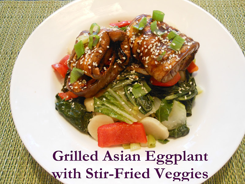 grilled asian eggplant