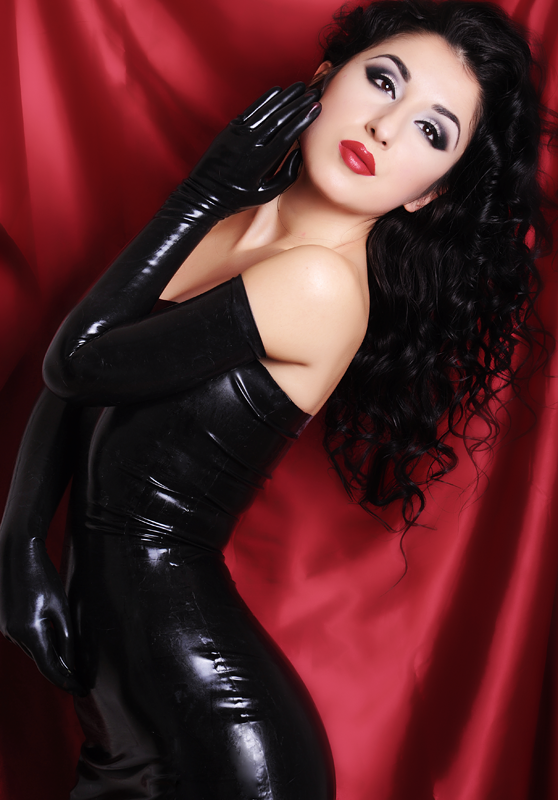 latex mistress modne patter