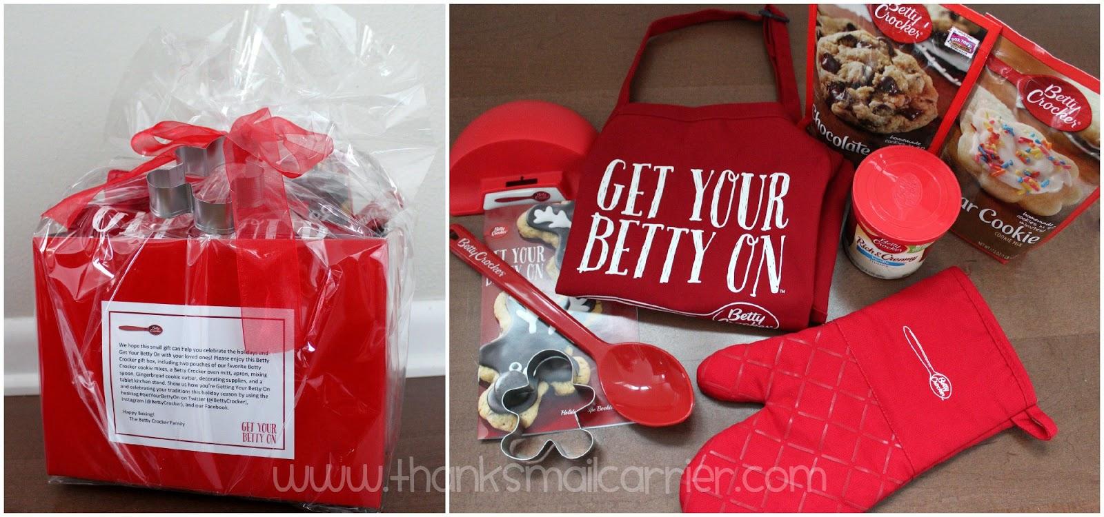 Betty Crocker baking