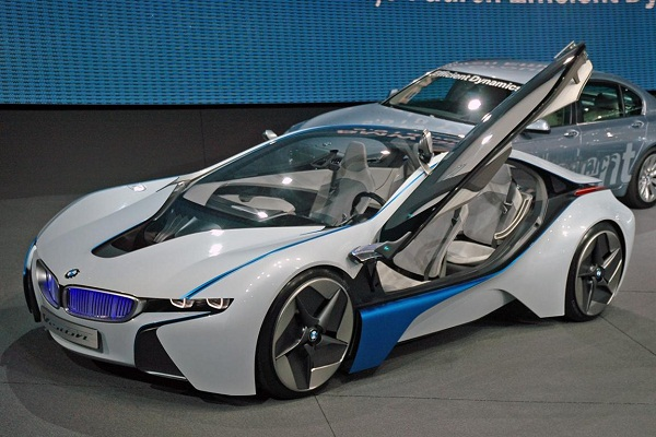 BMW I8 Go On Sale In 2013. Although Prices Have Not Been Announced, Media  Reports Estimate That This Car Will Be Sold At 160,000 U.S. Dollars, ...