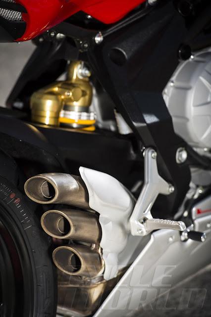 2014 MV Agusta F3