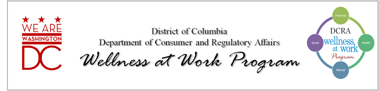 DCRA Wellness at Work Program
