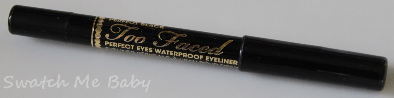too faced perfect black eyeliner