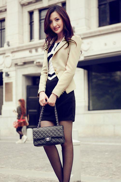 blazer cantik