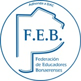 F.E. B