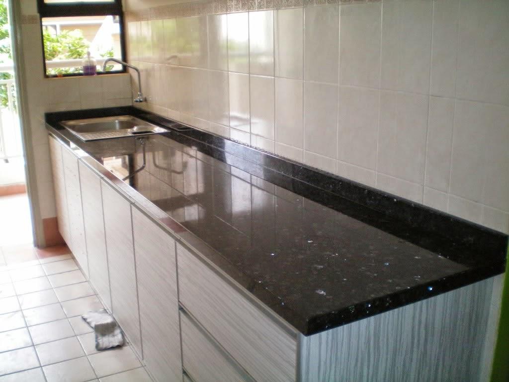 Jogja home furnish tips mendesain kitchen set bagian