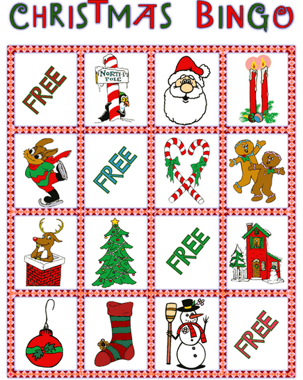 Free Christmas Images To Print