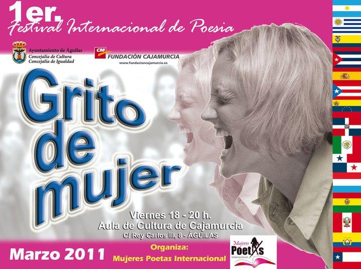 1º Festival Grito de Mujer, 2011