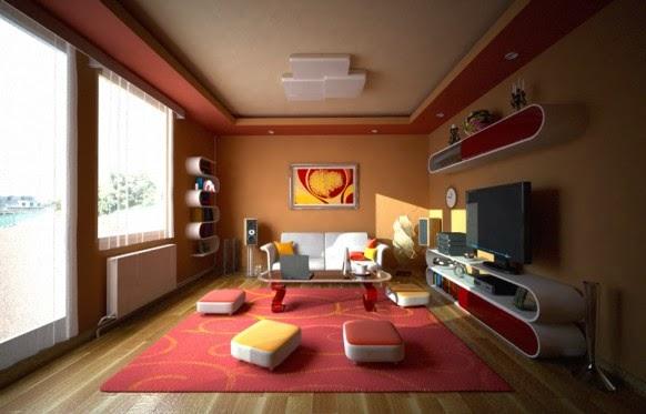 غرف معيشة بذوق حديث