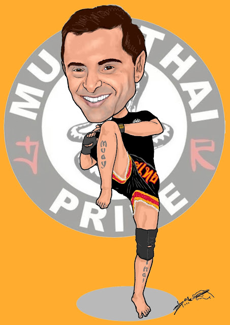 Mestre de Muay Thai