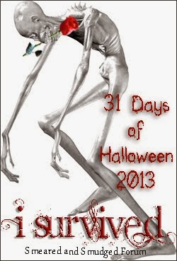 I Survived 31 Days of Halloween