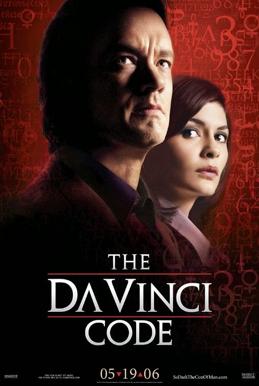 "Extreme right-wing conspiracy in the thriller ""The Da Vinci Code"