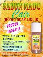 Sabun Madu (khusus wajah)