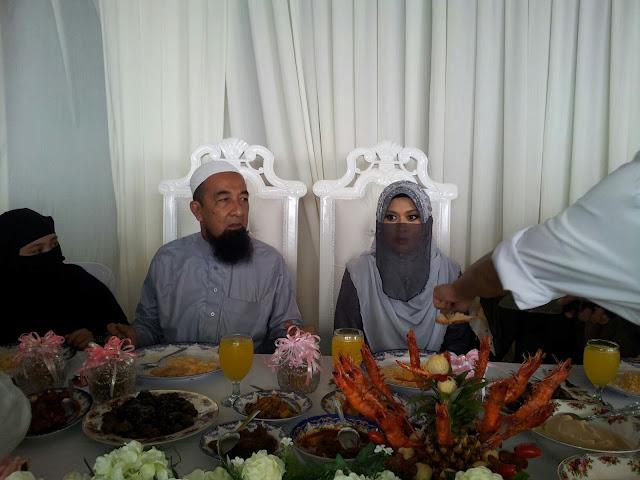 Ustaz Azhar Idrus kahwin isteri ketiga