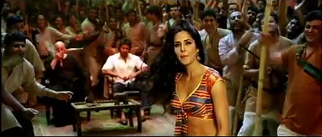 Katrina Kaif as Chikni Chameli - Hot and Sensuous Pictures