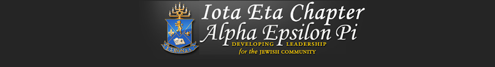 Iota Eta Chapter Alpha Epsilon Pi