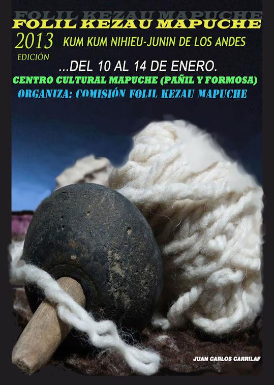 Folil kezau Mapuche