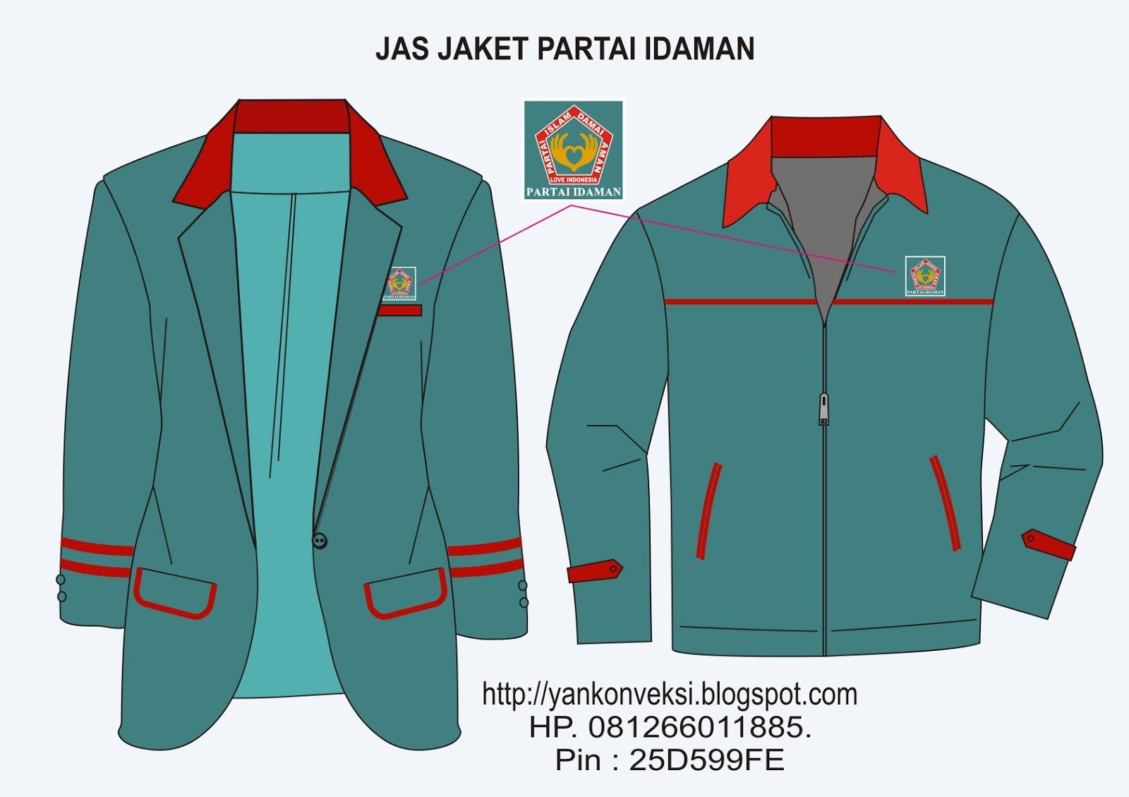 JAS JAKET PARTAI