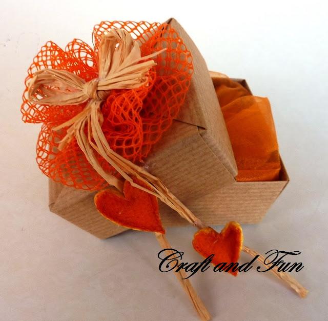 Riciclo creativo craft and fun bomboniere fai da te - Tutorial fai da te ...