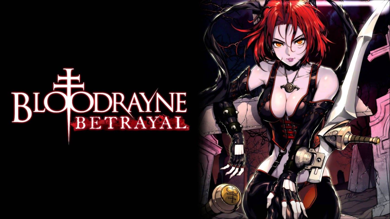 BloodRayne Betrayal PC Download Poster