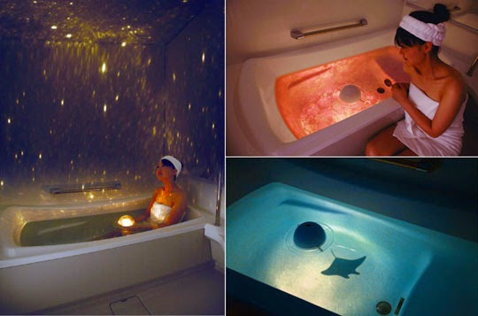 Homestar Spa Bath Planetarium
