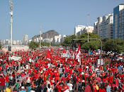 RIO VRMELHO EM COPACABANA