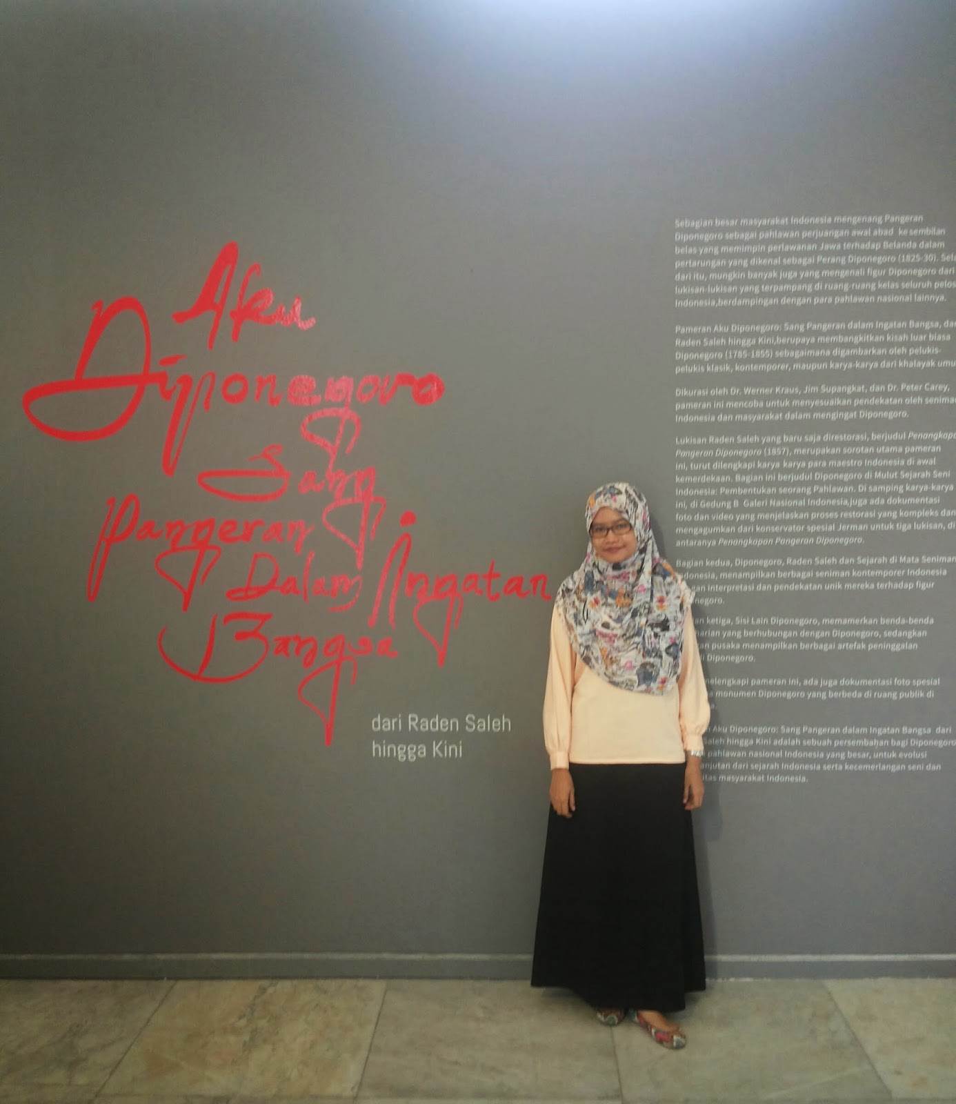 Ikea Indonesia On Twitter Ini Salah Satu Ruang Keluarga: Kacamataku: Aku Diponegoro: Sebuah Napak Tilas Perjuangan