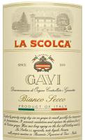 La Scolca Gavi Label