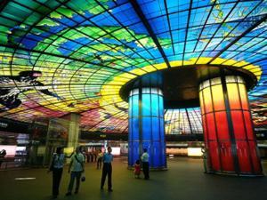 Stasiun Bawah Tanah Terindah di Dunia