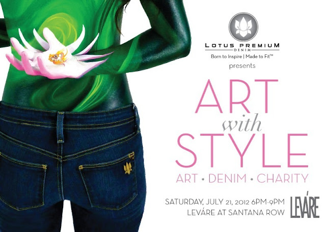 Lotus+Premium+Denim+Art+With+Style,+Santana+Row
