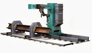 Robot Welding System for Processing of Assemblies with Beams and Welded Attachments