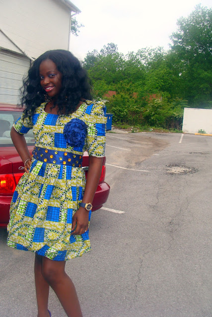 THE LOOK | ANKARA CHIC