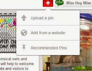 upload Pin to Pinterest